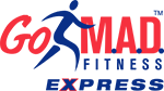 Go M.A.D. Fitness Express Logo